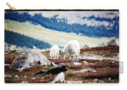 Mountain Goats 2 Carry-all Pouch