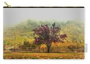 Mountain Haze In A Oak Glen Autumn Carry-all Pouch