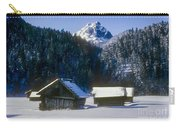 Mountain Huts 3 Carry-all Pouch