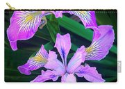 Mountain Iris In Flower California Carry-all Pouch