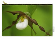Mountain Lady's Slipper Carry-all Pouch