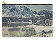 Mountain Lake, California Carry-all Pouch