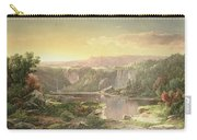 Mountain Lake Near Piedmont Carry-all Pouch