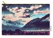 Mountain  Landscape Vista Carry-all Pouch