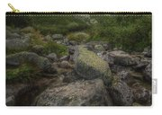 Mountain Landscape With A Creek Carry-all Pouch