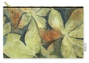 Mountain Leaves Carry-all Pouch