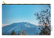 Mountain Majestic Carry-all Pouch