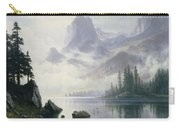 Mountain Out Of The Mist Carry-all Pouch