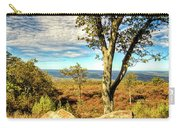 Mountain Overlook At High Point New Jersey Carry-all Pouch