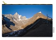 Mountain Peak, Kumuche Himal Carry-all Pouch