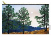 Mountain Pines Carry-all Pouch