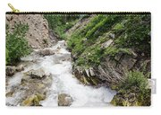 Mountain River Carry-all Pouch by Margaret Pitcher