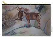 Mountain Sheep Gab Session Carry-all Pouch