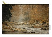 Mountain Stream With Tree Overhang #1 Carry-all Pouch