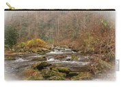 Mountain Stream With Vignette #2 Carry-all Pouch