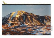 Mountain Sunsets Carry-all Pouch