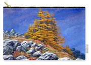 Mountain Tamaracks Carry-all Pouch
