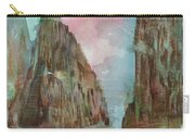 Mountain Temple Carry-all Pouch