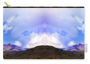 Mountain Tops In Sicily Carry-all Pouch