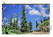 Mountain Trail - Olympic National Park Carry-all Pouch