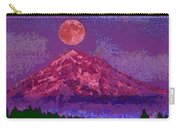 Mountain View Lit Fragmented Carry-all Pouch