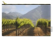 Mountain Vineyard Carry-all Pouch