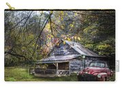 Mountain Vintage Carry-all Pouch