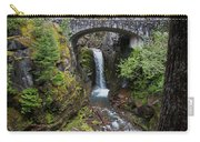 Christine Falls Mt. Rainier Carry-all Pouch