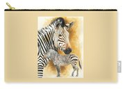 Mountain Zebra Carry-all Pouch