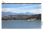 Mountainous View Carry-all Pouch