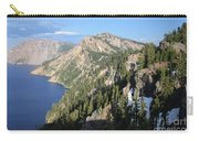 Mountains Around Crater Lake Carry-all Pouch
