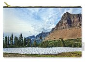 Mountains In Glacier National Park 2 Carry-all Pouch