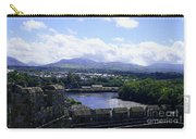 Mountains Of Wales Carry-all Pouch