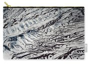Mountains Patterns. Aerial View Carry-all Pouch