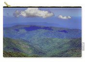 Mountains - Sky - Great Smokies Carry-all Pouch