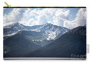 Mountains Water Alaska Carry-all Pouch