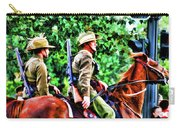 Mounted Infantry Carry-all Pouch