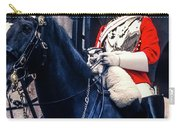 Mounted Life Guard Carry-all Pouch