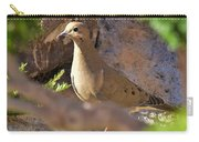 Mourning Dove On The Hillside Carry-all Pouch