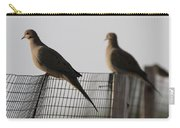 Mourning Doves Calverton New York Carry-all Pouch