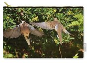 Mourning Doves Wings  Carry-all Pouch
