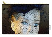 Mourning Millicent Carry-all Pouch