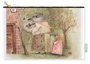 Mouse Family Carry-all Pouch