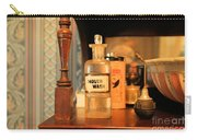 Mouth Wash In The Old Days Carry-all Pouch