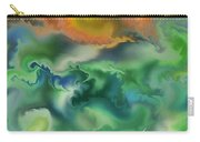 Movement Of The Natural World Carry-all Pouch