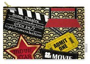 Movie Night-jp3613 Carry-all Pouch