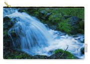 Moving Water Can Move Your Soul Carry-all Pouch