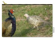Mr And Mrs Pheasant Carry-all Pouch