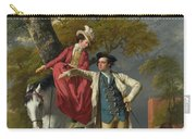 Mr And Mrs Thomas Coltman Carry-all Pouch