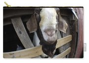 Mr B Goat Carry-all Pouch